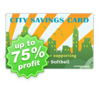 City Savings Card