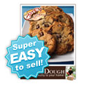 Home Delivery Cookie Dough Tubs