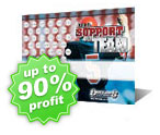 Football Fundraising Scratch Cards
