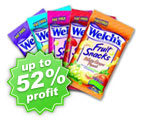 Welch's Fruit Snacks Fundraising